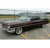 Luxury Wagon 1963 Cadillac Vista Cruiser