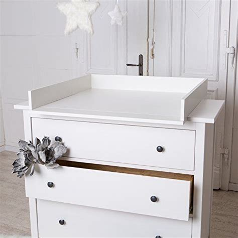 Ikea Commode à Langer by Table 224 Langer Blanche Pour Commode Ikea Hemnes Http
