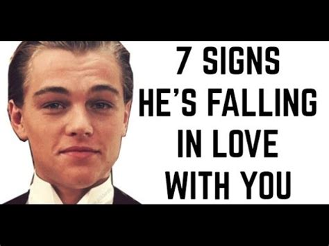 12 Signs Hes Falling In With You by 7 Subtle Signs He S Falling In With You