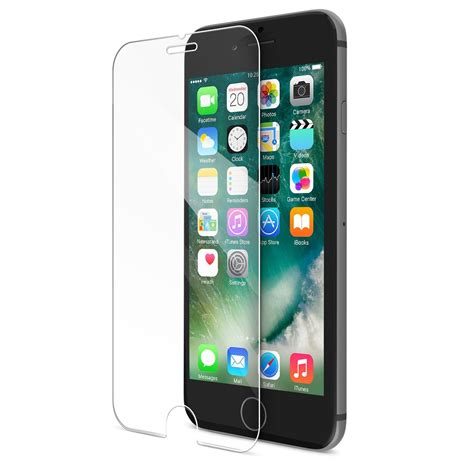 iphone   screen protector maxboost  pack tempered