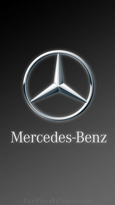 logo mercedes benz wallpaper mercedes benz logo hd iphone 6 6 plus wallpaper and background
