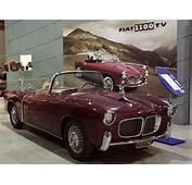 FIAT 1100 TV Spider Specs  1955 1956 1957 1958 1959
