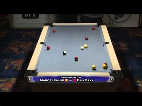 marc fleming vs dan davy (ipa tour 2012) youtube