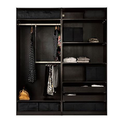 pax wardrobe with interior fittings 10 year guarantee