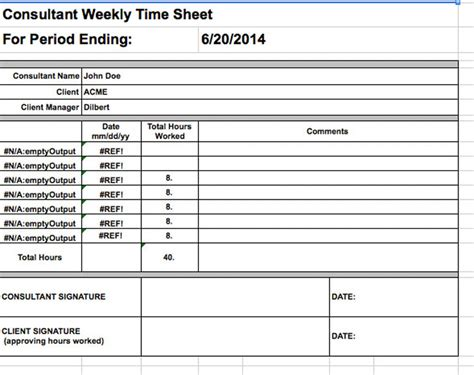 Consultant Timesheet Template Download Free Premium Templates Forms Sles For Jpeg Png Free Consultant Timesheet Template