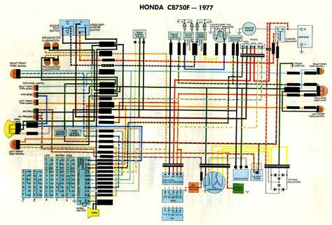 honda transalp wiring diagram