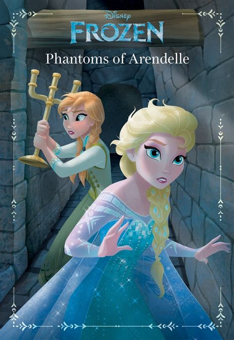disney olaf s frozen adventure cinestory comic books phantoms of arendelle disney wiki fandom powered by wikia