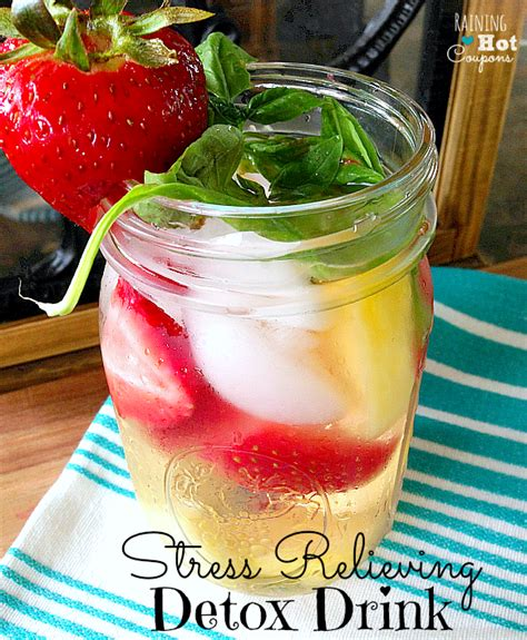 Flu Detox Water by Stress Relieving Detox Drink 16 Oz Cold Water 1 2 Cup