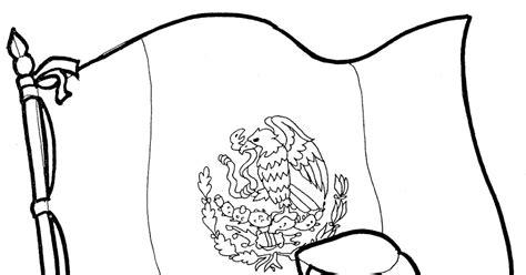 imagenes para colorear bandera de mexico pinto dibujos bandera de m 233 xico para colorear