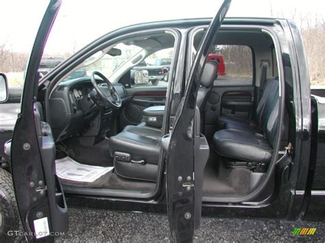 2003 Dodge Ram Interior by Slate Gray Interior 2003 Dodge Ram 3500 Laramie