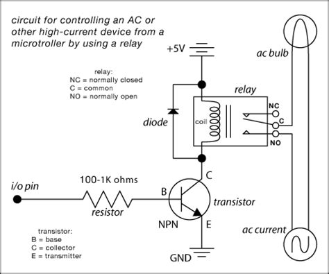 circuits help relays