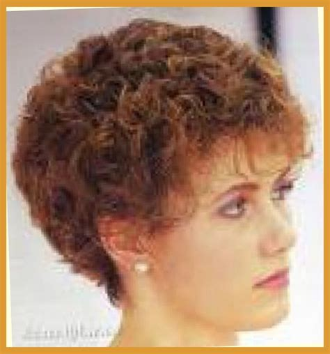short permed hairstyles for over 50 s perm hair very short design short hairstyle 2013