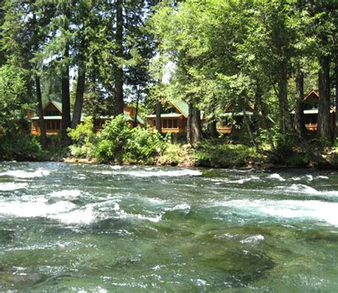 river cabin river oregon cabins and cottages inn at the bridge