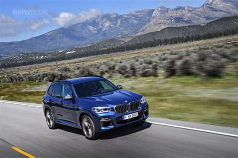 bmw x3 road autogef 252 hl gets track road ride along in new bmw x3