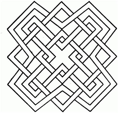 geometric shapes coloring pages pdf geometric coloring pages geometric coloring page easy