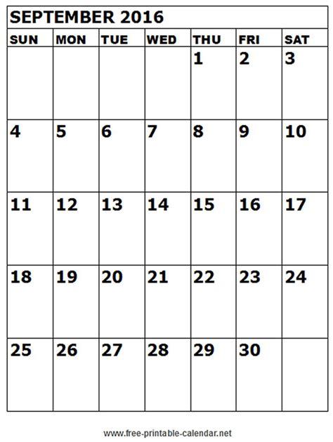 Calendar 2016 September 25 Best 2016 September Calendar Ideas On