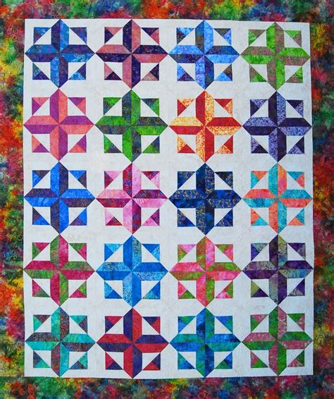 quilt pattern rainbow quot robin s rainbow quot by happy stash quilts wondering what to