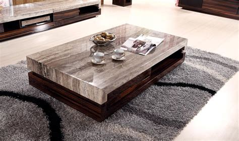 Contemporary Wood Coffee Table Contemporary Coffee Tables Completing Living Room Interior