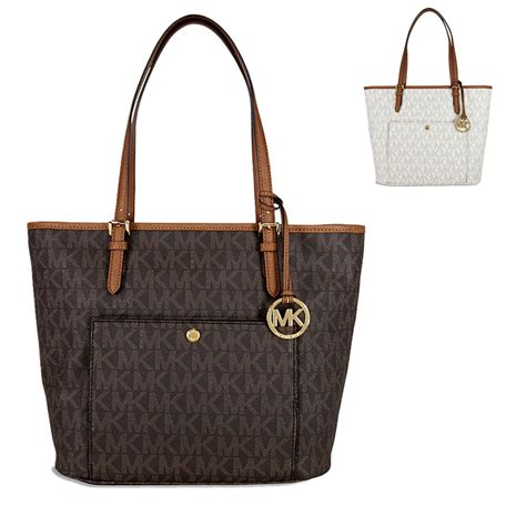 Sell Michael Kors Gift Card - michael kors jet set large top zip snap pocket tote choose color ebay