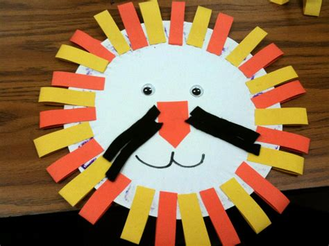 Paper Plate Arts And Crafts - paper plate craft paper crafts ideas for