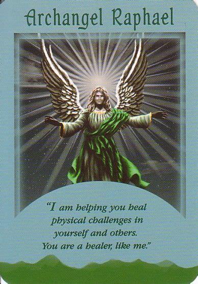 images  archangel prayers  pinterest
