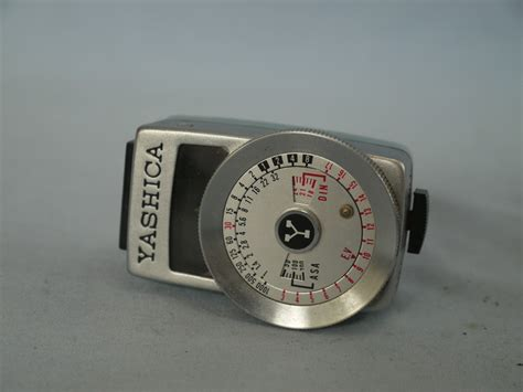 shoe light meter yashica yashica accessory shoe light meter 7 99