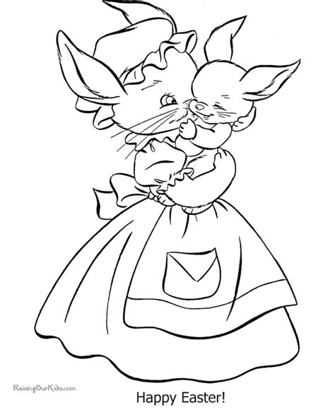 coloring pages happy easter happy easter coloring pages 004