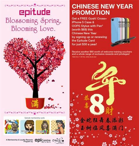 shaw new year promotion epicentre new year promotion till 28 feb 2013