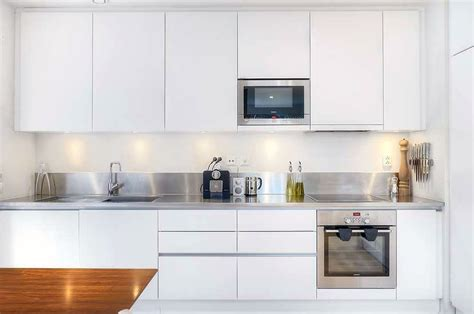 White Contemporary Kitchen Cabinets by Modern Kitchen Cabinets White Kitchen And Decor