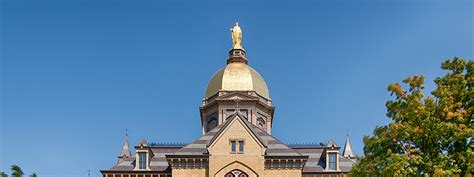 Notre Dame Mba Asmissions 2015 by Of Notre Dame Announces New Alliance With