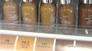 true match foundation colors new l oreal foundation shades