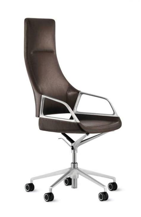Contrast Upholstery Conference Chair Graph Executive Chair Office