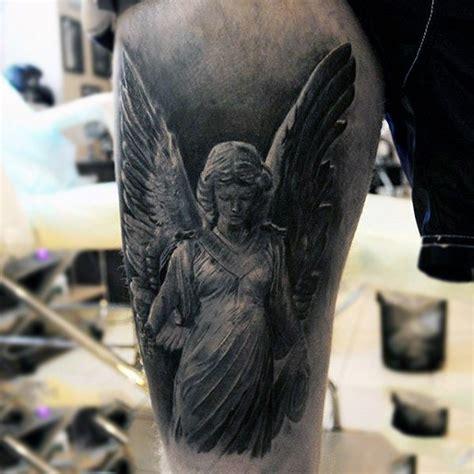 guardian angel tattoo upper arm 50 best angel tattoo designs and ideas