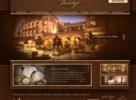 best hotel website best hotel web design exles hotel web design design