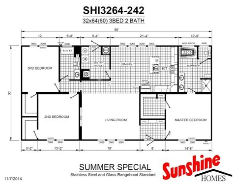 What Is A Dealer Floor Plan by Independent Shi3264 242 Home By Test Dealer