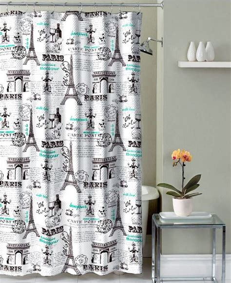 paris themed shower curtain best 25 paris theme bathroom ideas on pinterest paris