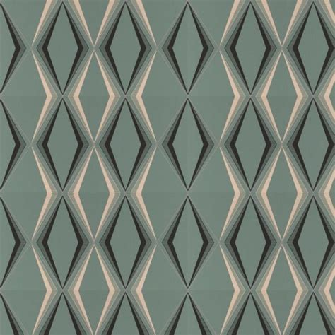 contemporary wallpaper wayne hemingway wallpaper deco diamond wallpaper