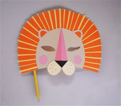 How To Make A Mask Using Paper - mask ideas for birthday my kid craft