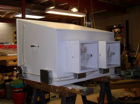 booth design workshop totnes home made airbrush spray booth slotforum airbrush box