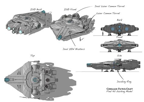 sw boat with fan new models and new effects news star wars fan group