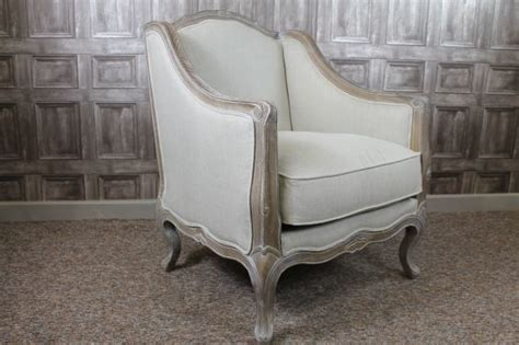 white french armchair french style armchair in antique white the nice