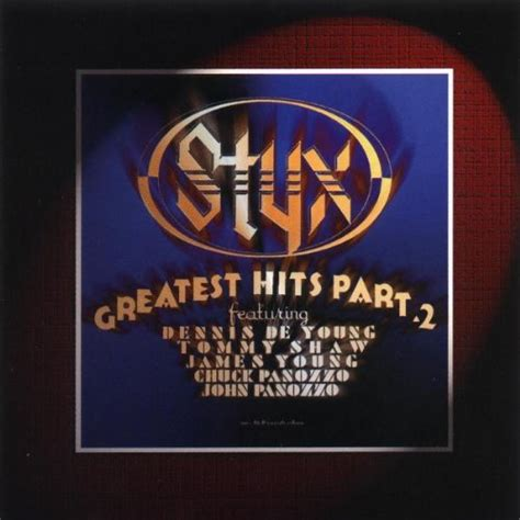 styx styx greatest hits part 2 reviews and mp3