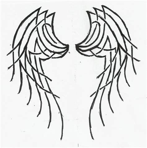angel tattoo logo angel wing logo clipart best
