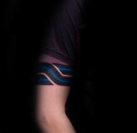 long thin tattoo designs 50 thin blue line designs for symbolic ink ideas