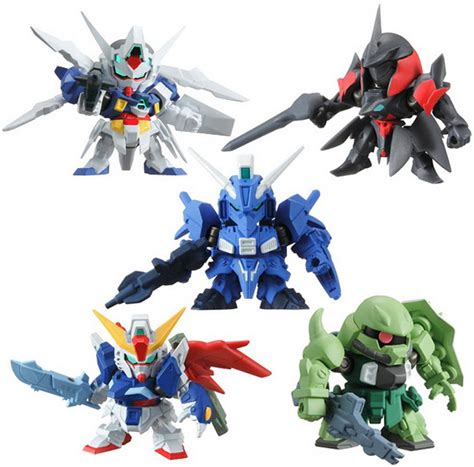 Gundam Mk Ii Bandai Gundam Collection Vol 6 next warrior gashapon vol 6 gundam kits collection news and reviews