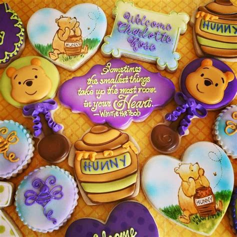 Winnie The Pooh Cookies 17 best images about winnie the pooh cakes cupcakes and cookies on piglets winnie