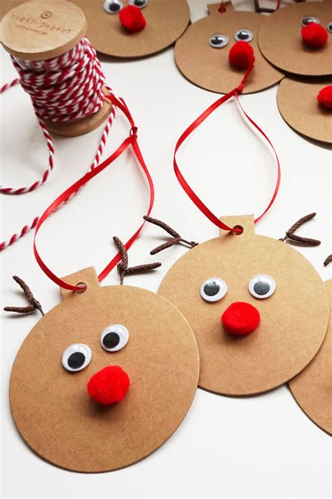 awesome diy christmas gift tags youll  shelterness