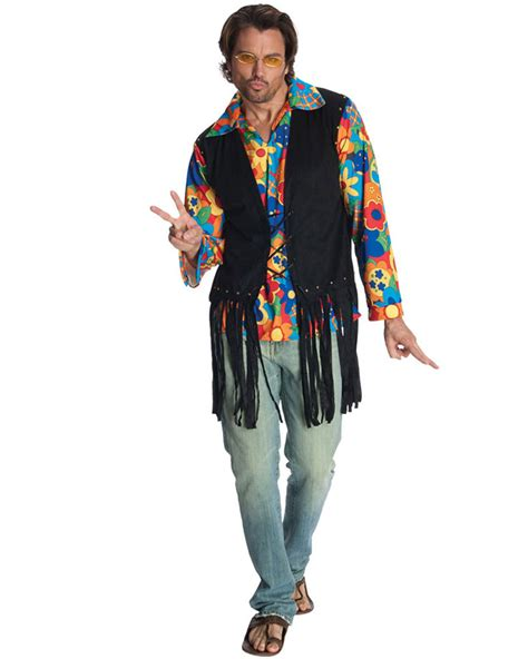 Flower Power 60S Mens Costume   eBay
