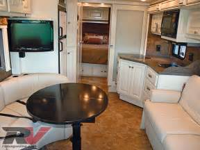 Motor Home Interior Allegro Breeze Compact Class A Motorhome Review 28