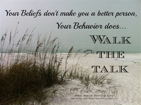 the talking walk the talk quotes quotesgram